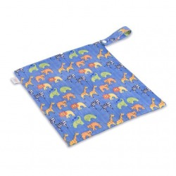 Ella´s house pytel na pleny Wet bag - Animals