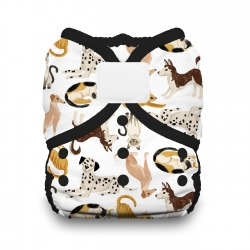 Thirsties Duo Wrap na SZ, size 1 - Pawsitive Pals