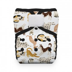 Thirsties One Size Pocket Diaper na SZ - Pawsitive Pals