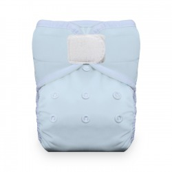 Thirsties Natural One Size Pocket Diaper na SZ - Ice Blue