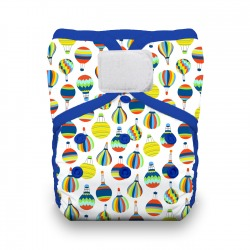Thirsties One Size Pocket Diaper na SZ - Up and Away