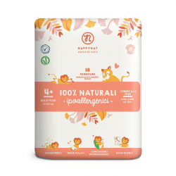 Nappynat natural care Maxi (10 - 16kg) - 20ks
