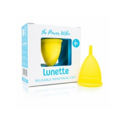 Lunette model 2 - Yellow