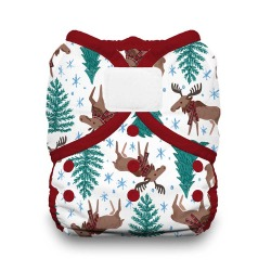 Thirsties Duo wrap na SZ, size 2 - Merry Moose