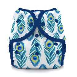 Thirsties Duo wrap na PAT, size 2 - Plume