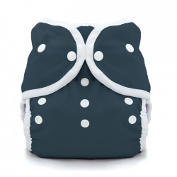 Thirsties Duo Wrap na PAT, size 1 - Midnight Blue