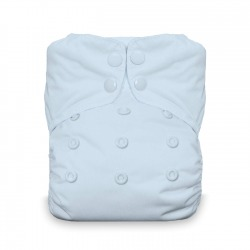 Thirsties Natural One size AIO - Ice Blue