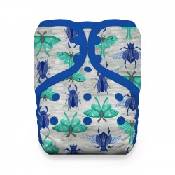 Thirsties One Size Pocket Diaper - Arthropoda